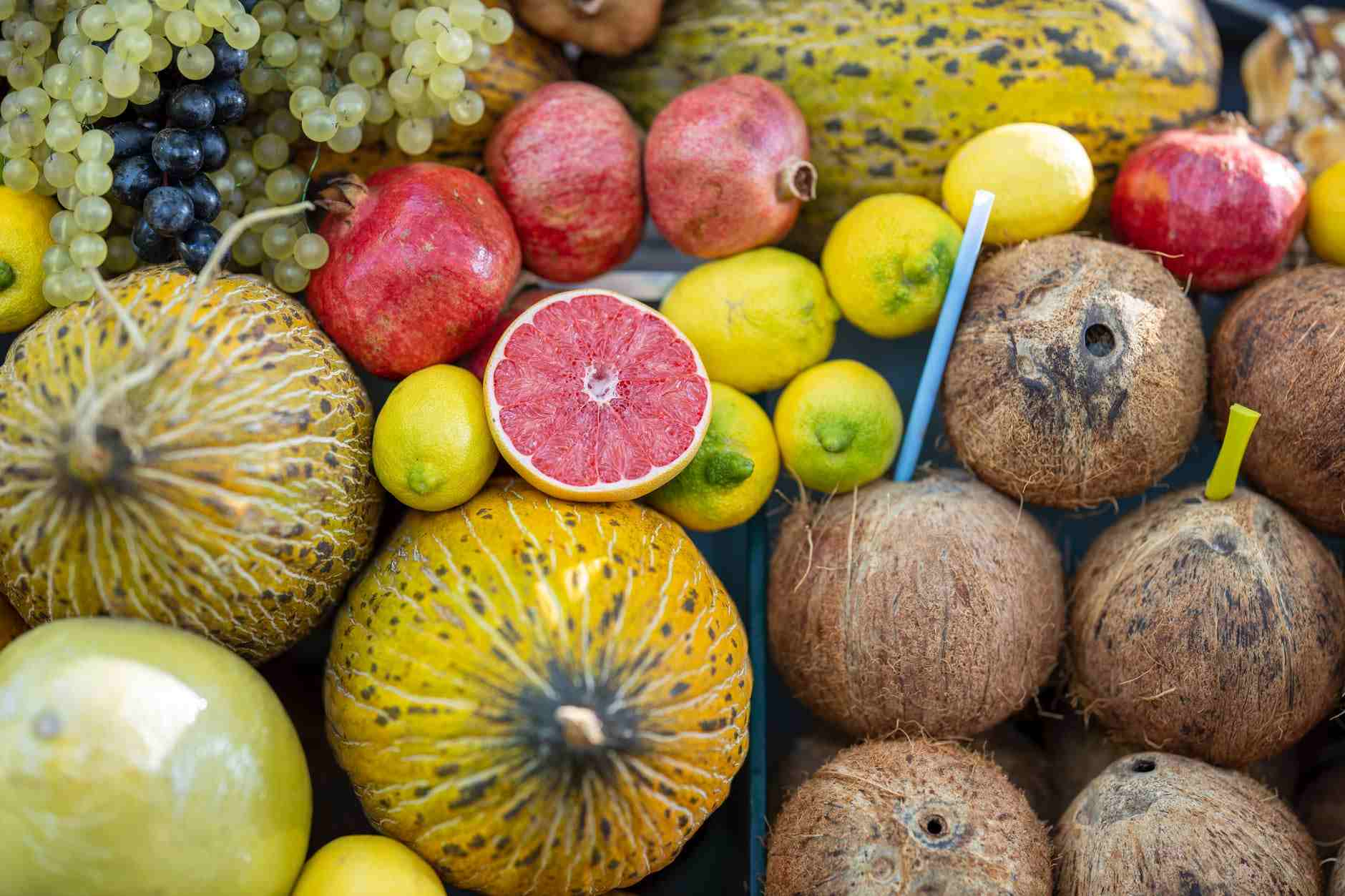 fruits name in hind and english