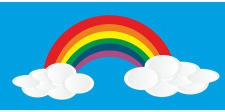 rainbow colours name in hindi