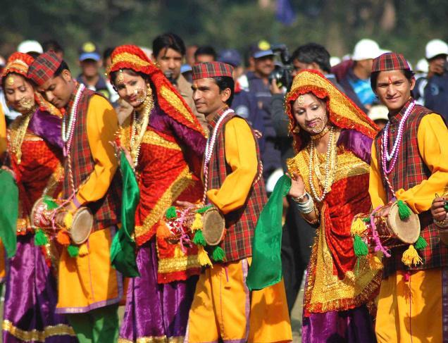 Tribes of India in Hindi - भारत की प्रमुख जनजातियां