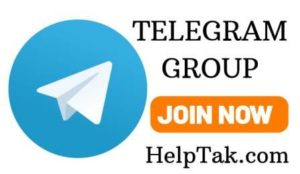Helptak telegram channel