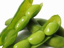 Green soybean