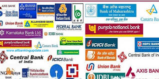 Full Forms of All Indian Banks